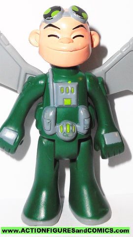 Teen Titans Go GIZMO 3.5 inch animated cartoon dc universe