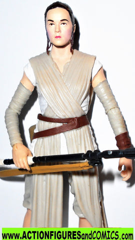 STAR WARS action figures REY 6 inch THE BLACK SERIES 2015 02