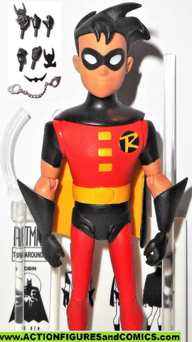 dc direct ROBIN TIM DRAKE 10 Batman animated collectibles dc universe