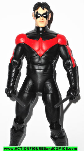 dc direct NIGHTWING batman robin collectibles greg capullo designer series