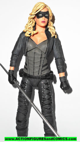 dc direct BLACK CANARY arrow cw tv show #11 collectibles complete