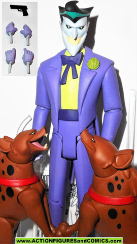dc direct JOKER Hyenas new adventures Batman animated collectibles dc universe