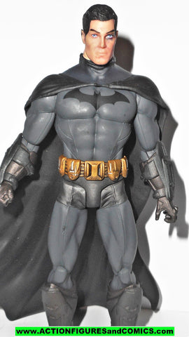 DC direct BATMAN BRUCE WAYNE Infected arkham city series 1 2011