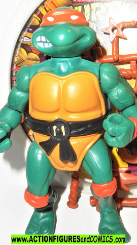 teenage mutant ninja turtles MICHELANGELO 25th anniversary 2008 reissue 1988