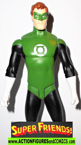 dc direct GREEN LANTERN super friends complete collectibles 2003