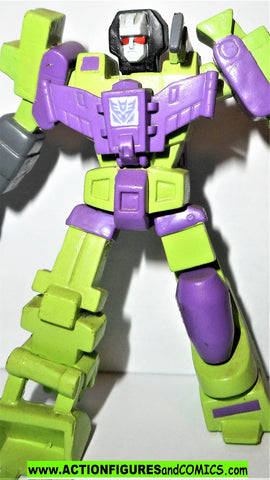 Transformers pvc DEVASTATOR heroes of cybertron scf usa version