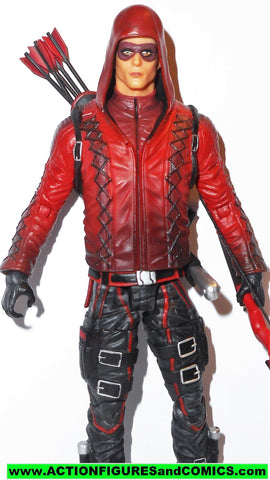 dc direct RED ARROW ARSENAL SPEEDY cw tv show collectibles complete