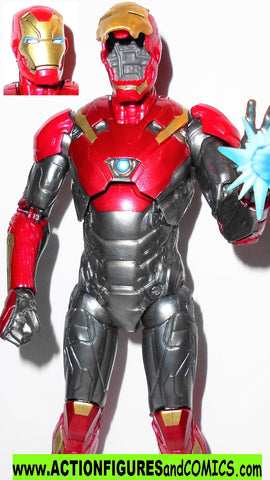 marvel legends IRON MAN Sentry spider-man homecoming universe