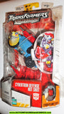 Transformers Cybertron CYBERTRON DEFENSE HOT SHOT 2006 hasbro moc