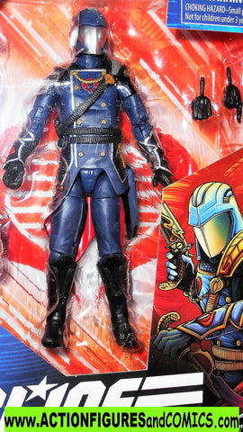 gi joe COBRA COMMANDER 6 inch CLASSIFIED series 06 6 2020 gijoe mib moc