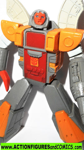 Transformers pvc OMEGA SUPREME heroes of cybertron usa exclusive
