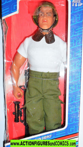 Gi joe 12 inch GRUNT Basic Training 1993 hall of fame mib moc