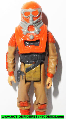 M.A.S.K. kenner BRUCE SATO rhino driver lifter complete w mask