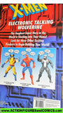 X-men X-force Toy Biz WOLVERINE electronic 15 INCH marvel universe moc mib