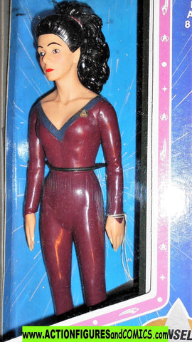 Star Trek DEANNA TROI 10 inch Enesco 1994 next generation moc mib