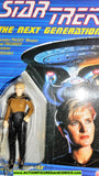 Star Trek TASHA YAR natasha 1988 galoob toys action figures moc