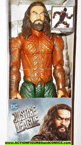 dc universe movie Justice League AQUAMAN 12 INCH classics mib moc
