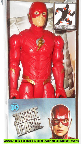 dc universe movie Justice League The FLASH 12 INCH classics mib moc