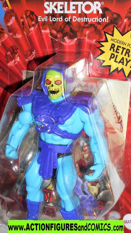 Masters of the Universe SKELETOR original 2020 walmart vintage retro he-man moc