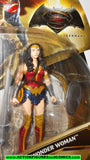 dc universe movie batman v superman WONDER WOMAN gal gadot MOC