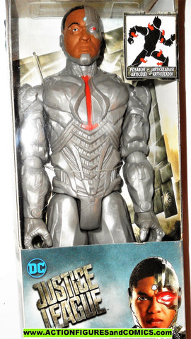 dc universe movie Justice League CYBORG 12 INCH mib moc