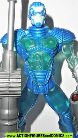 batman & robin MR FREEZE ICEBLAST complete movie kenner 1997 1996
