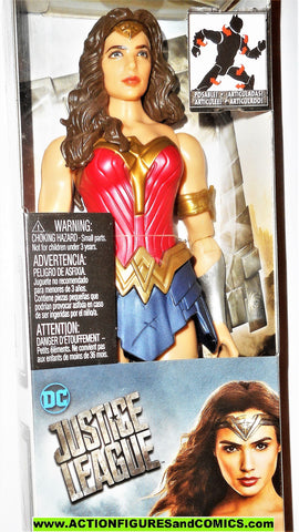 dc universe movie Justice League WONDER WOMAN 12 INCH classics mib moc