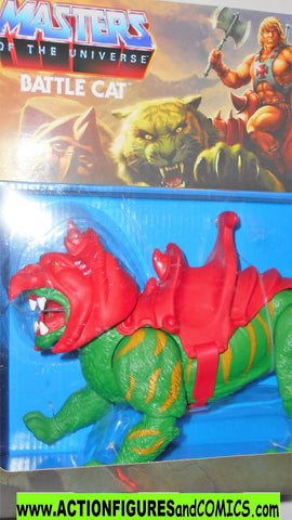 Masters of the Universe BATTLE CAT 2020 walmart vintage retro he-man moc