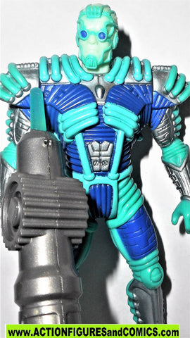 batman & robin MR FREEZE ICE TERRORmovie kenner 1997 1996 wgun