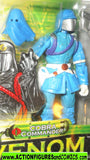 gi joe DR LINK TALBOT vs Cobra COMMANDER 2004 valor vs venom 2005 moc 000