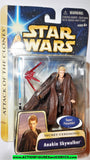star wars action figures ANAKIN SKYWALKER secret ceremony 2003 card moc