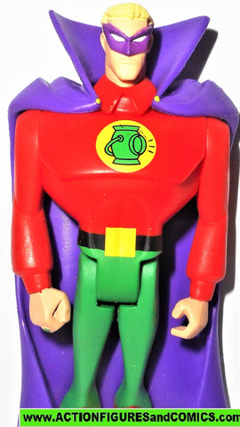 justice league unlimited ALAN SCOTT golden age green lantern sentinel jsa