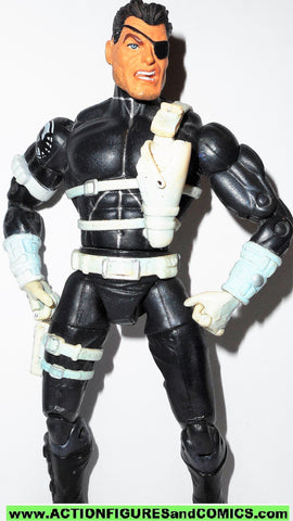 marvel legends NICK FURY series V 5 toy biz Shield avengers toy biz