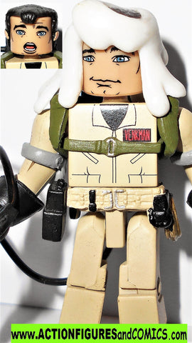 minimates Ghostbusters PETER VENKMAN I love this town movie art asylum