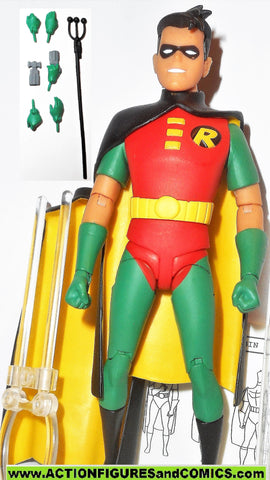 dc direct ROBIN batman animated series 06 6 collectibles universe