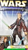 star wars action figures ANAKIN SKYWALKER geonosisi hanger duel 2003 saga moc