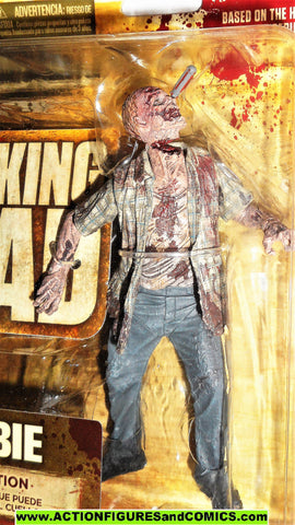 The Walking Dead RV ZOMBIE series 2 2012 mcfarlane toys moc mip