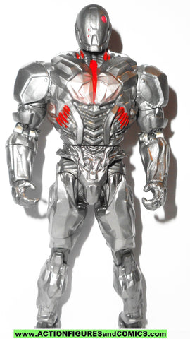 dc universe classics CYBORG walmart variant Justice League movie comics MULTIVERSE