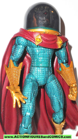 marvel legends MYSTERIO 7 inch spider-man classics toy biz action figure