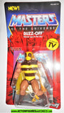 Masters of the Universe BUZZ OFF Super 7 cartoon vintage he-man retro BEE moc