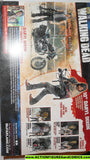 The Walking Dead DARYL DIXON MOTORCYCLE cycle mcfarlane moc mip