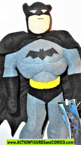 justice league unlimited BATMAN 10 inch stuffed plush complete w tag