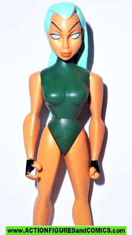 justice league unlimited AQUAGIRL Dolphin dc universe mattel toys action figures JLU