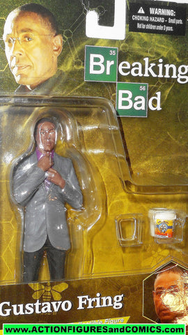 Breaking Bad GUS FRING 6 inch mezco toys tv series show 2014 moc