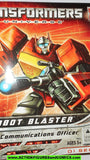 Transformers generation 1 BLASTER universe commemorative SDCC 2010 reissue