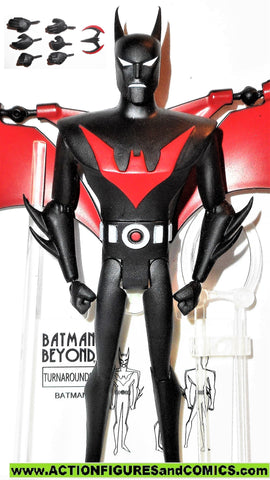 dc direct BATMAN BEYOND animated collectibles dc universe 2015