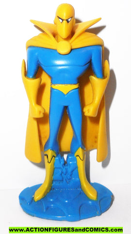 justice league unlimited DR FATE 3 inch die cast metal collection 2004