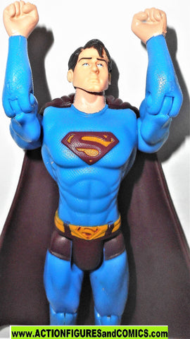 Superman Returns UP UP & AWAY SUPERMAN Brandon Routh 2006 mattel