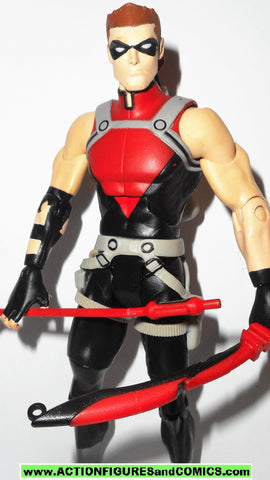 Young Justice RED ARROW speedy 6 inch DC Universe 2011 league action figure