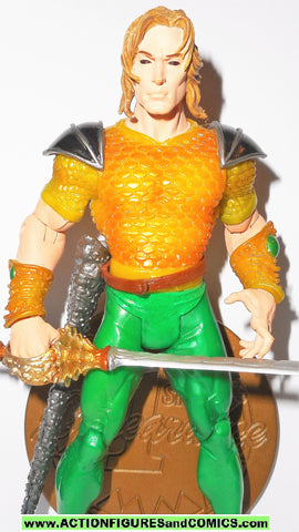 dc direct AQUAMAN 1st appearance sword of atlantis first collectables